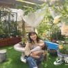 """沭阳女教师的""""花样""""生活 把露台打造成 """"米粒的花园"""""""